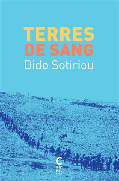 Terres de sang - Poche - Dido Sotiriou, Jeanne Roques-Tesson - Achat Livre  | fnac