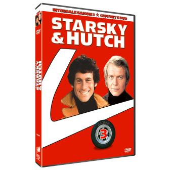 Starsky et HutchStarsky et Hutch Coffret intégral de la Saison 3 - DVD