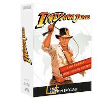 Coffret Indiana Jones L'intégrale Edition Spéciale Fnac DVD