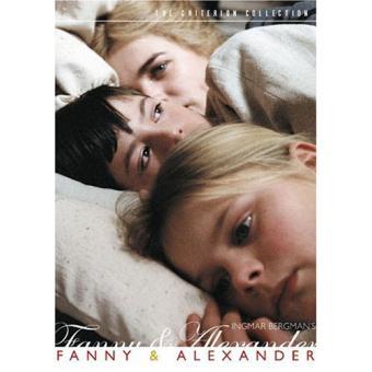 Fanny et Alexandre - Version théâtre - DVD Zone 1