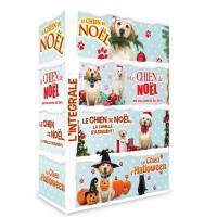 Coffret Chien de Noël 4 films DVD