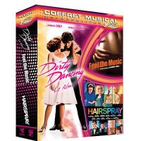 Dirty Dancing - Hairspray - Feel the Music - Coffret