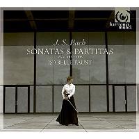 Sonates et partitas BWV 1004 à 1006 pour violon seul