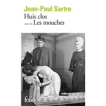 Huis clos/Les Mouches