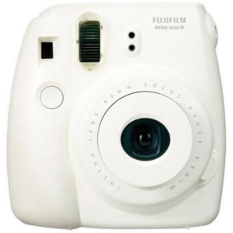 fujifilm instax mini 8 blanc appareil photo instantan achat prix fnac. Black Bedroom Furniture Sets. Home Design Ideas