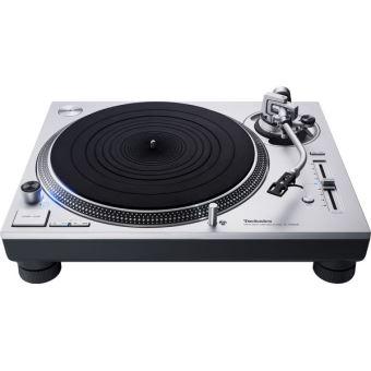 Platine vinyle Technics SL-1200GREG-S Argent