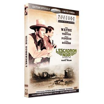 L'Escadron noir Combo Blu-ray DVD