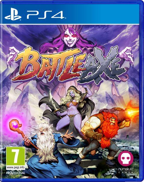 Battle Axe Badge Edition PS4