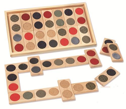 Dominos tactiles Goula
