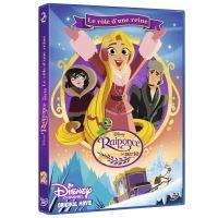Raiponce Le Rôle d'une reine Volume 2 DVD