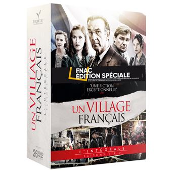 Un village françaisCoffret Un village français L'intégrale des saisons 1 à 7 Edition Fnac DVD