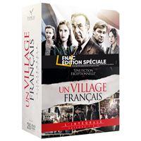 Coffret Un village français L'intégrale des saisons 1 à 7 Edition Fnac DVD
