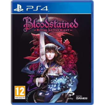 BLOODSTAINED - RITUAL OF THE NIGHT NL PS4