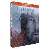 The Revenant Steelbook Blu-ray + DHD