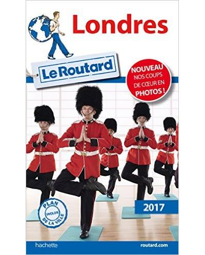 Guide du Routard Londres 2017