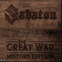 The Great War Digipack Edition Limitée Inclus des commentaires sur l'album