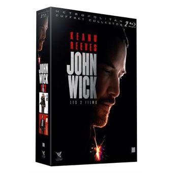 John WickCoffret John Wick Blu-ray