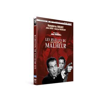 Les ruelles du malheur Combo Blu-ray DVD