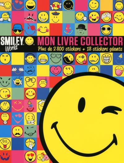 Mon Livre Collector Smiley