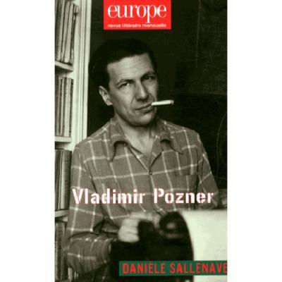 Vladimir Pozner, Danièle Sallenave