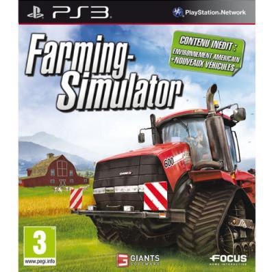 Farming Simulator PS3 - PlayStation 3
