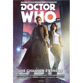 Doctor WhoLe 10ème docteur, Une chanson éternelle