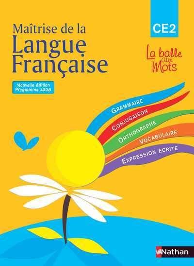 Maitrise de la langue 2009-man
