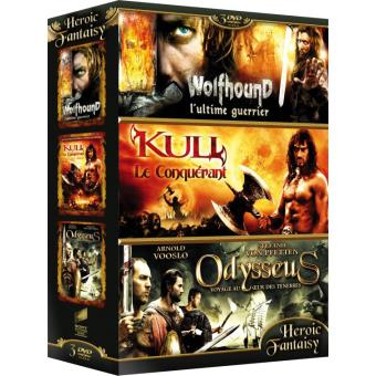 Coffret Heroic Fantasy 2011 DVD