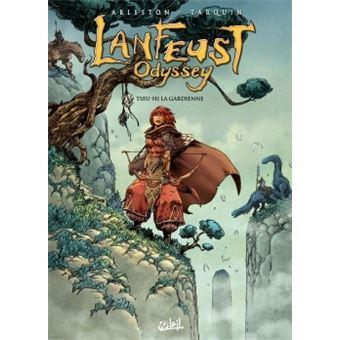 Lanfeust odysseyLanfeust Odyssey T08 - Tseu-Hi la gardienne