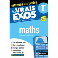Interros Des Lycees Maths Les Vrais Exos Donnes Dans Les Lycees 1re Broche Anne Crouzier Daniele Eynard Stephane Pasquet Achat Livre Fnac