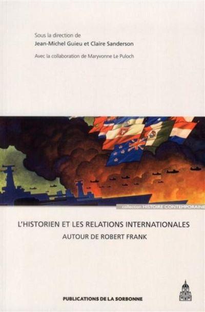 Historien et les relations internationales