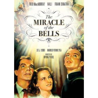 Miracle of the bells/b&w