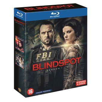 BlindspotBlindspot Saisons 1 et 2 Blu-ray