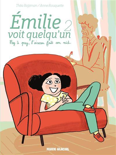 Émilie voit quelqu'un - Psy à psy, l'oiseau fait son nid