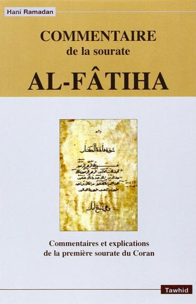 Commentaire de la sourate Al-Fatiha