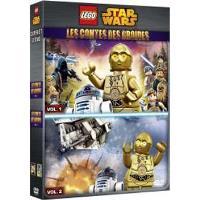 Bipack Lego Star Wars Les Contes des Droïdes DVD