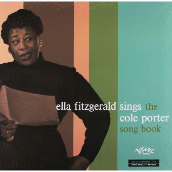 Ella Fitzgerald Sings The Cole Porter Song Book Ella