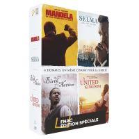 Coffret The Birth of a Nation, Selma, Mandela, A United Kingdom Edition spéciale Fnac DVD