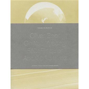 Cahier de residence,3 + 4 cd audio