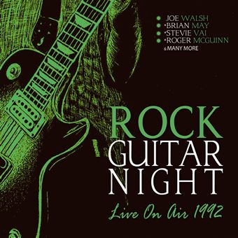 Rock guitar night/live on air 1992