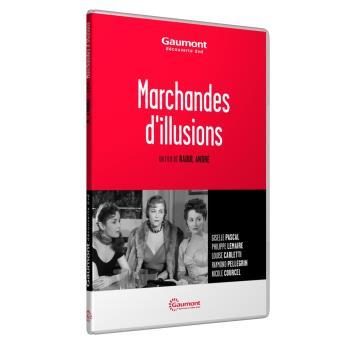 MARCHANDES D ILLUSIONS-FR
