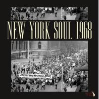 New York Soul 1968 - LP