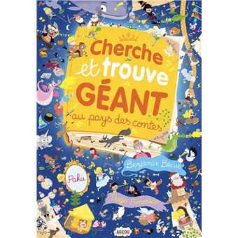 Cherche Et Trouve Geant Au Pays Des Contes