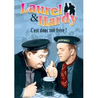 LAUREL & HARDY-C EST DONC TON FRERE-VF