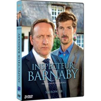 Inspecteur BarnabyInspecteur Barnaby Saison 18 DVD