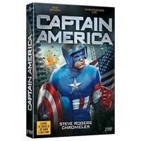 Captain America - Steve Rogers Chronicles - DVD
