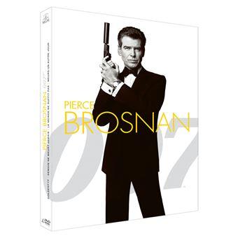 James BondCoffret Pierce Brosnan La Collection James Bond 007 4 Films DVD