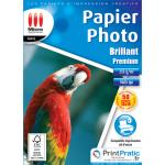 Papier imprimante Micro Application Papier Photo Premium - Brillant