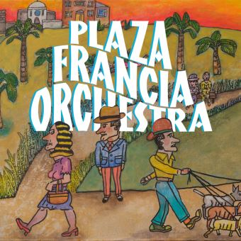 Plaza Francia Orchestra Edition Fourreau Inclus un livret poster de 8 pages