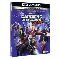 Les Gardiens de la Galaxie Vol. 2 Blu-ray 4K Ultra HD